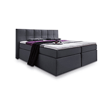 neu boxspringbett test 2016 2017 januar. Black Bedroom Furniture Sets. Home Design Ideas