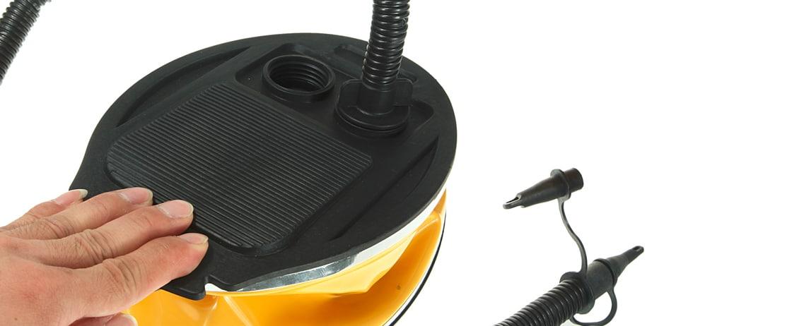 Pumpe für Luftmatratze