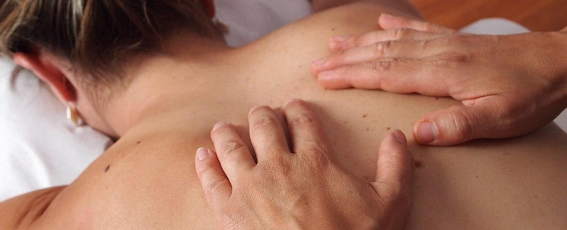 Massagekissen Metapher