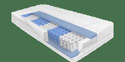 Verapur Classik Tonnentaschenfederkern Matratze
