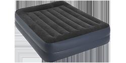 Queen Dura-Beam Pillow Rest Luftmatratze